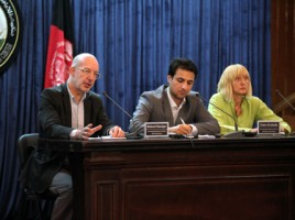 IOM Afghanistan Attack Press Conference