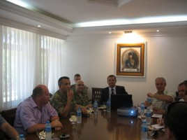 Networking visit to the Greek-Turkish border