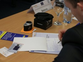 "EU-funded ""SURCAP"" project provides workshop on document security for border guards"