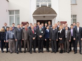 Training for LE practitioners of Belarus, Ukraine and Moldova