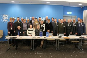 Study visit to the Republic of Estonia for customs officials on the electronic pre-arrival information exchange system