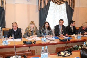 "Coordination Meeting on Project of International Technical Assistance ""Strengthening national capacity of Republic of Belarus for combating human trafficking"""