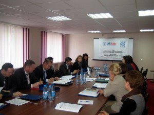Meeting of the Multi-Disciplinary Task Force / Gomel