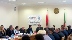 Meeting of the Mulri-Disciplinary Task Force, May 14, 2014, Vitebsk