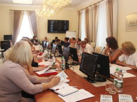 Workshop on the issues of providing assistance to the persons arriving from Ukraine