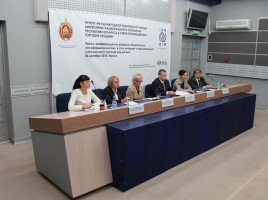 Press-conference: Children's safety on the Internet and combating child sexual abusev