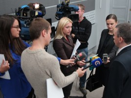 Press-conference: Children's safety on the Internet and combating child sexual abuse