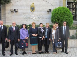 Study Visit to Albania on National Referral Mechanism Issues