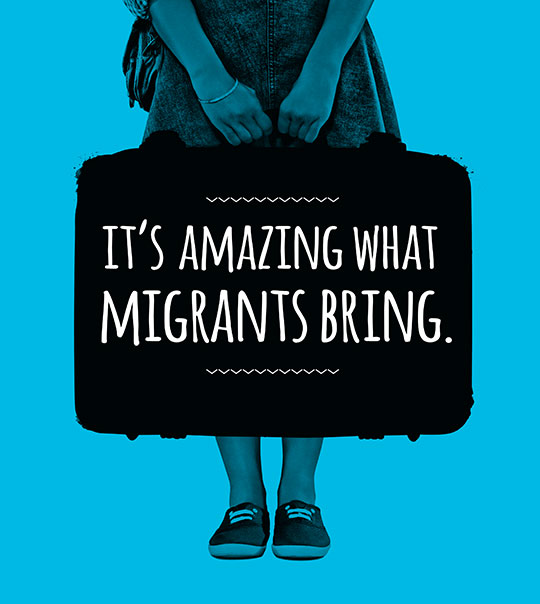 What Migrants Bring