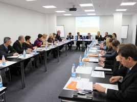 Customs Officials from Belarus and Ukraine Learn European Transit Systems