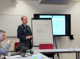Thematic study visit to the Netherlands on customs data exchange and pre-arrival information