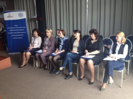 IOM Minsk Conducts Training for Hotline Operators