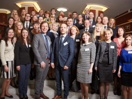 Participants of Eastern Partnership Panel on Migration and Asylum