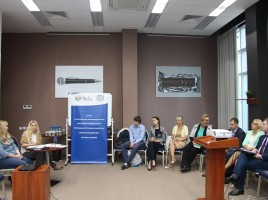 Minsk Hosts Training on Improvement  of Social Assistance Quality Based on Gender Equality