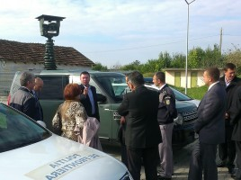 Border Guards from Ukraine and Belarus Explore Green Border Management Techniques in Romania