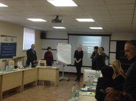 IOM Minsk Organizes Trainings for Specialists of Labour, Social Protection and Employment Departments