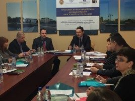 Mogilev Hosts Regular Meeting of Multidisciplinary Group