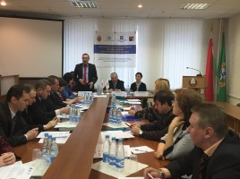 IOM Minsk Organizes Multi-Disciplinary Group Meetings in the Regions