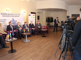 Lviv Hosts International Conference on Integrated Management of Common Border