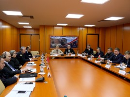 Belarusian Border Guards Learn Facilitated Readmission Experience from Macedonian and Albanian Colleagues