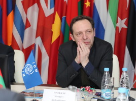 Mr. Manfred Profazi, Senior Regional Adviser for Europe and Central Asia, IOM Headquarters