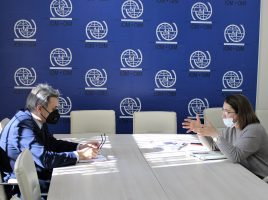 IOM Belarus is extending cooperation with academic environment
