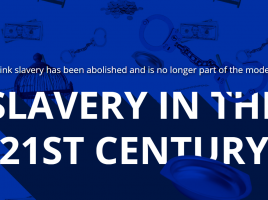 IOM Belarus has launched  a new project – interactive infographics on human trafficking relating to Belarus and the scope of assistance provided by IOM Belarus to victims of human trafficking.